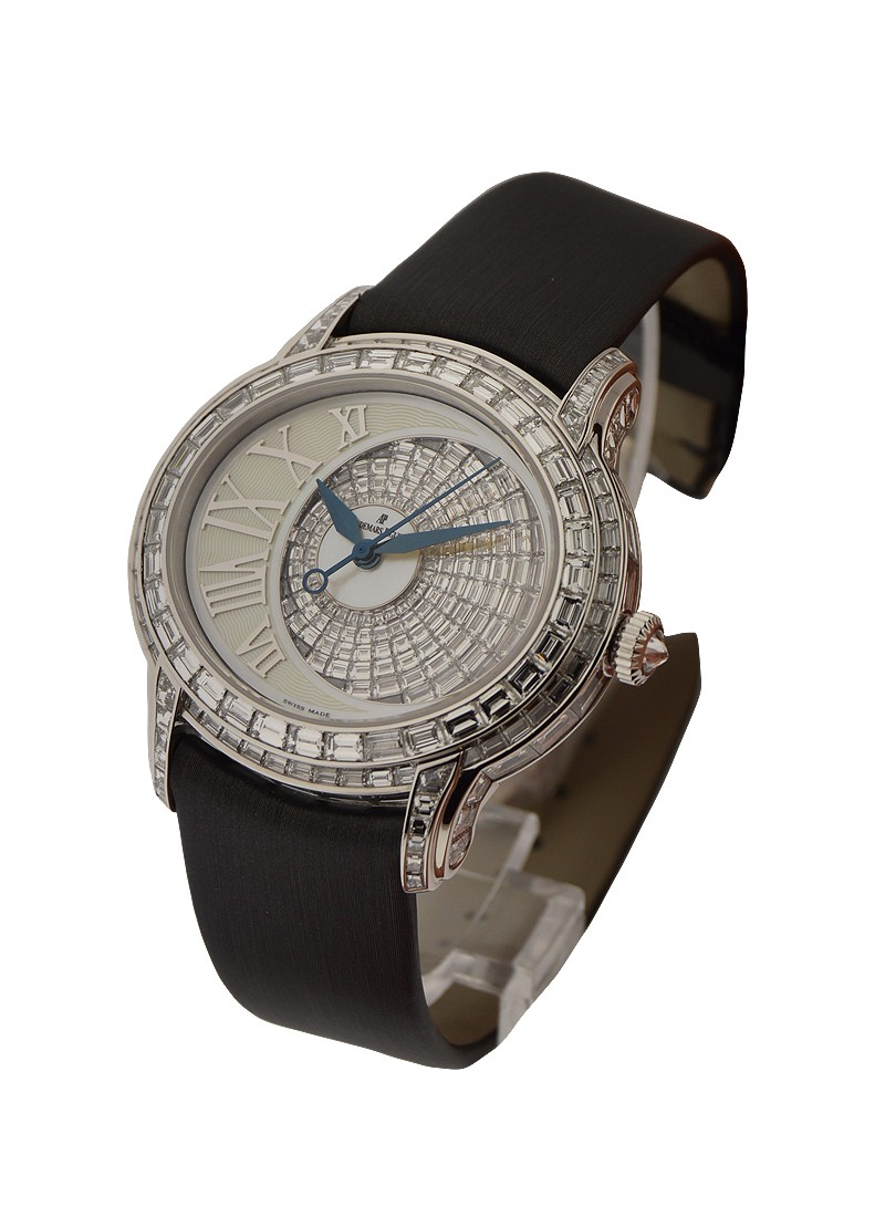 Audemars Piguet Lady's Millenary with Baguette Diamonds
