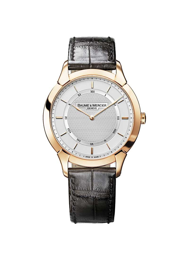 Baume & Mercier William Baume Automatic Limited Edition in Rose Gold