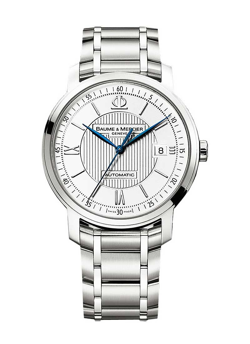 Baume & Mercier Classima Executives Automatic in Steel