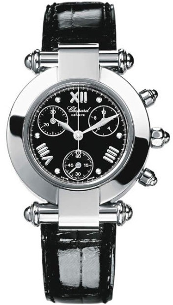 Chopard Imperiale Steel Chronograph Midsize in Steel
