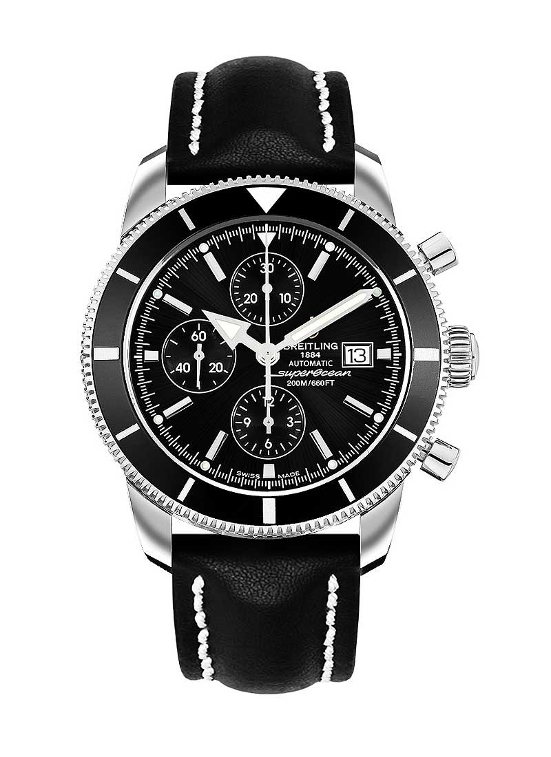 Breitling Superocean Heritage 46mm Chronograph in Steel