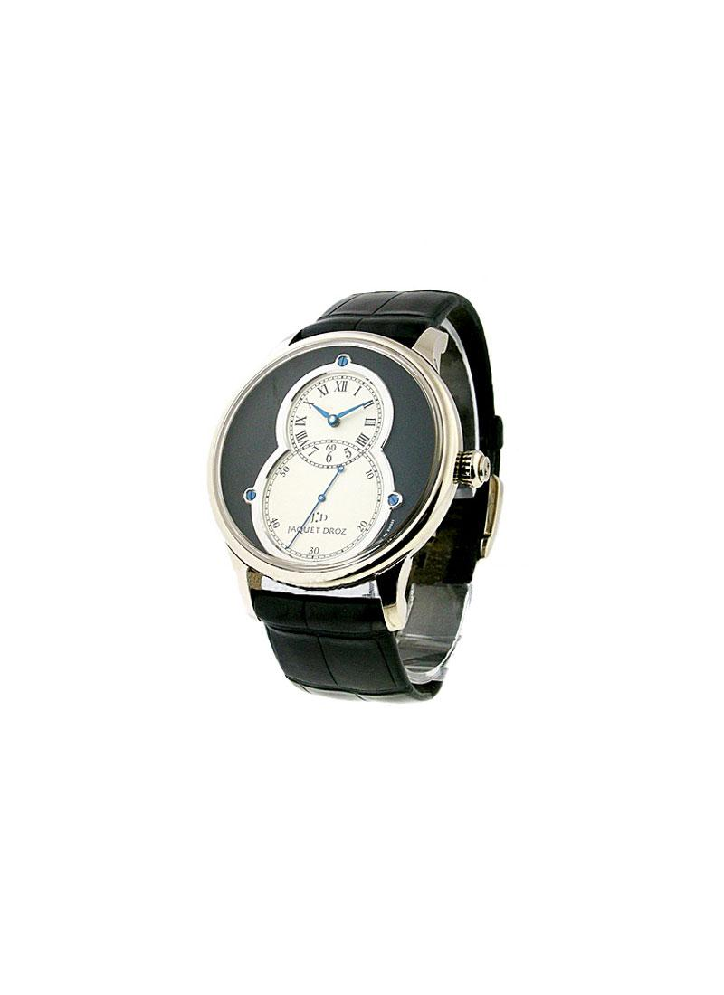 Jaquet Droz Grande Seconde in White Gold