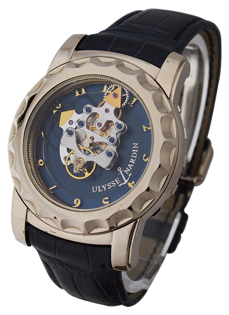 Ulysse Nardin Freak Tourbillon  1st Edtiion in White Gold