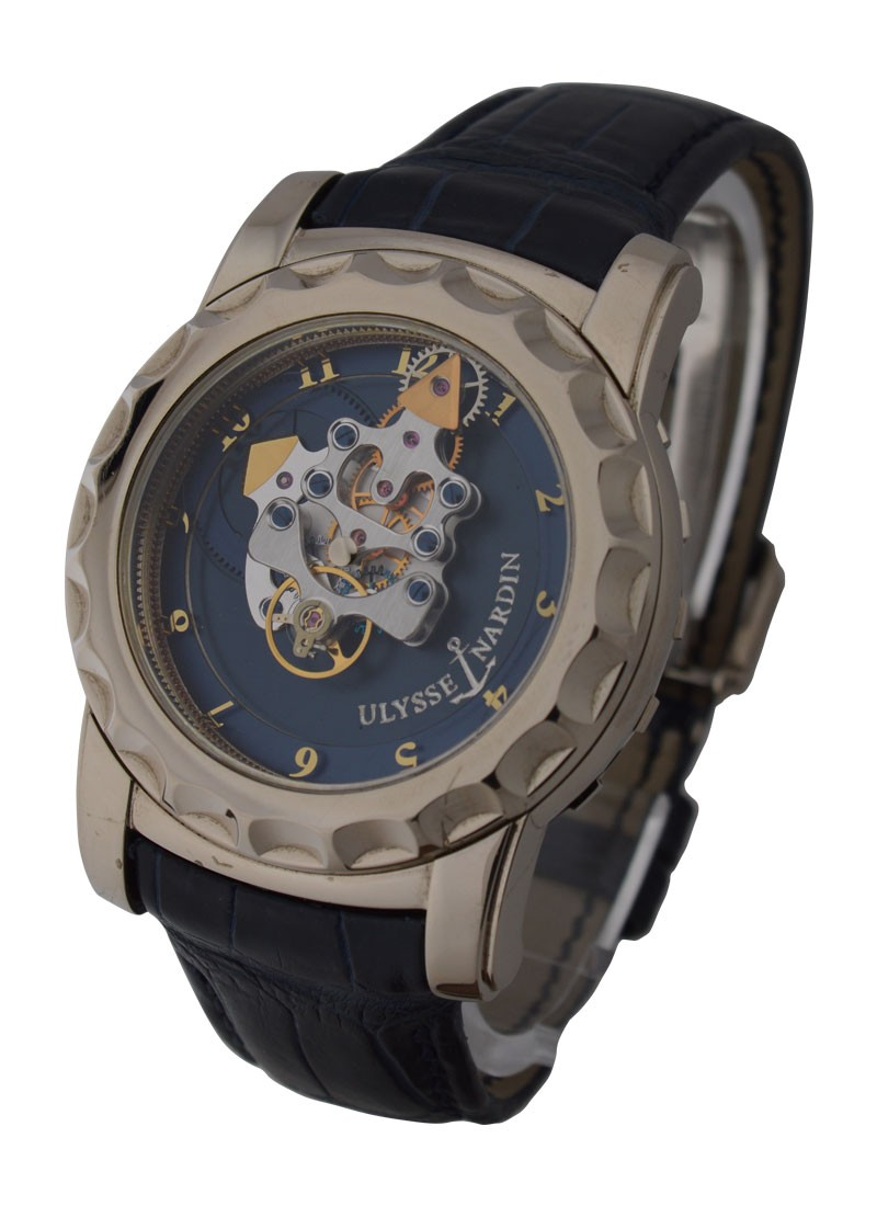 Ulysse Nardin Freak   1st Edtiion in White Gold