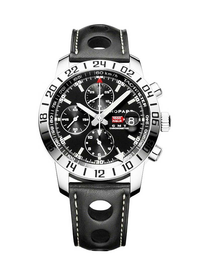 Chopard Mille Miglia GMT Chronograph in Steel