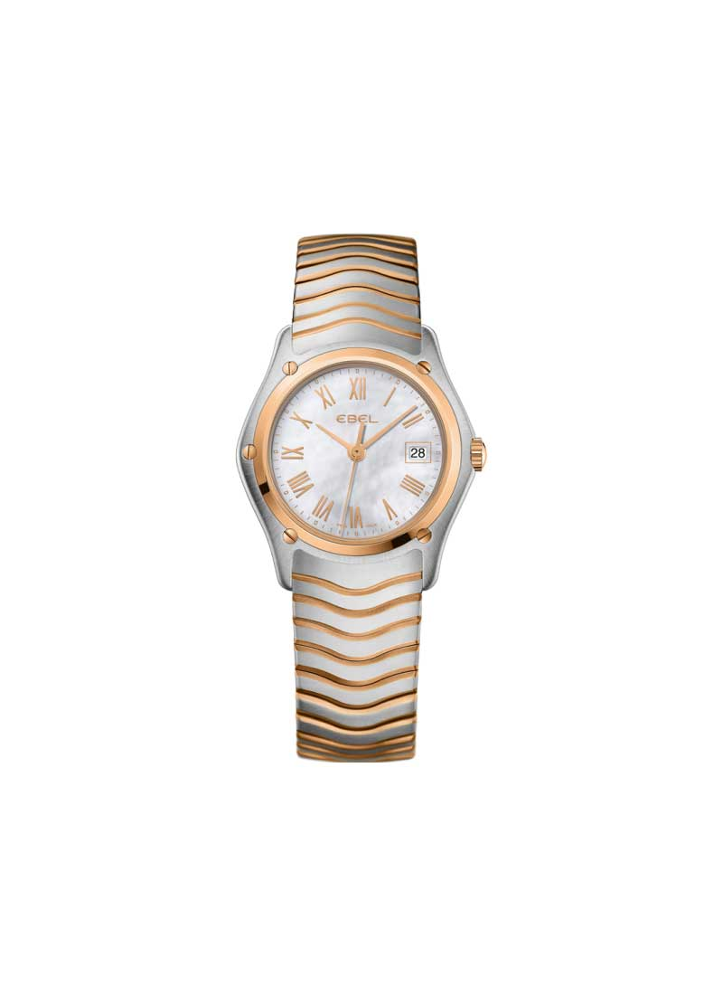 Ebel Classic Lady's in 2-Tone