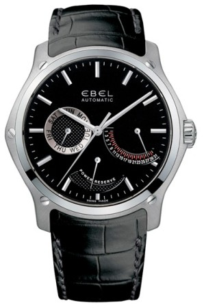 Ebel Classic Gents XL 45mm Automatic in Steel