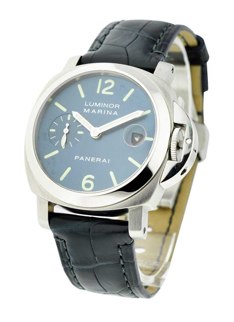 Panerai PAM 119 - Marina 40mm in Steel