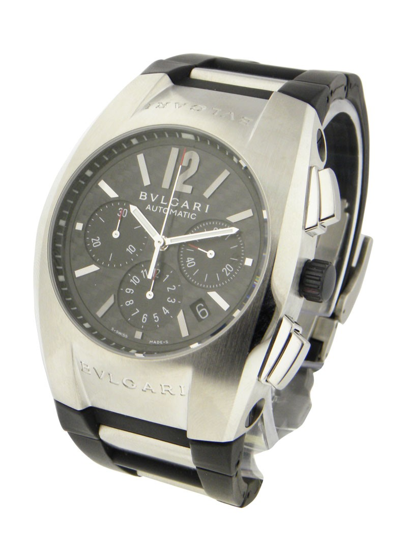 Bvlgari Ergon Chronograph in Steel