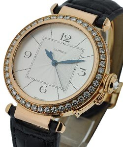 Cartier Pasha with Diamond Bezel 42mm