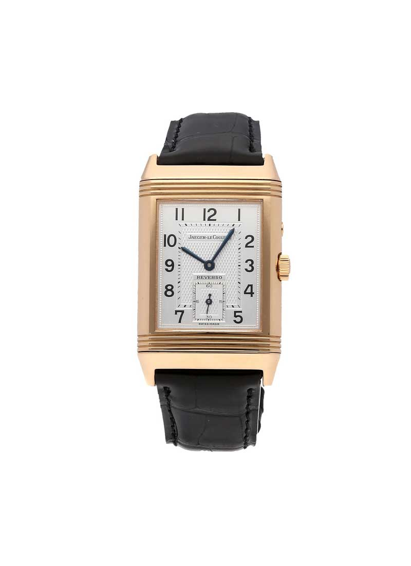 Jaeger - LeCoultre Reverso Grande Taille Night & Day in Rose Gold