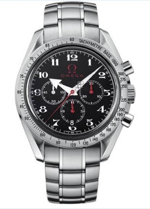 Omega Speedmaster Broad Arrow Olympic 42mm in Steel