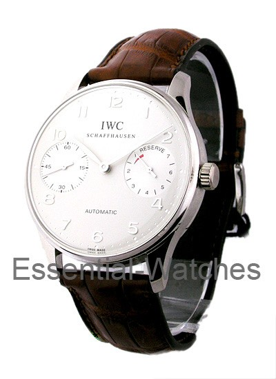 IWC Portuguese 7 Day Automatic Platinum Limited Edition