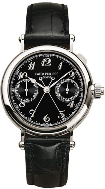 Patek Philippe Grand Complication Rattrapante Chronograph in Platinium