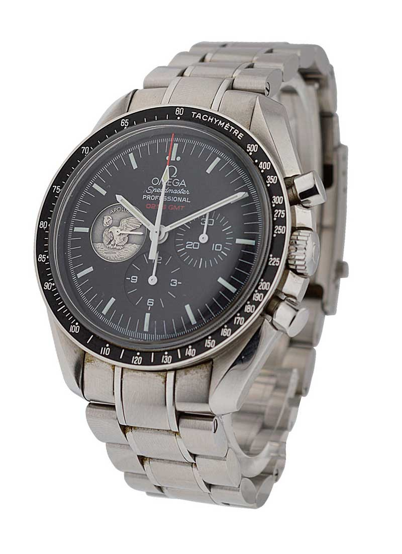 Omega Speedmaster Apollo 11 42mm in Steel -  Limited Edition