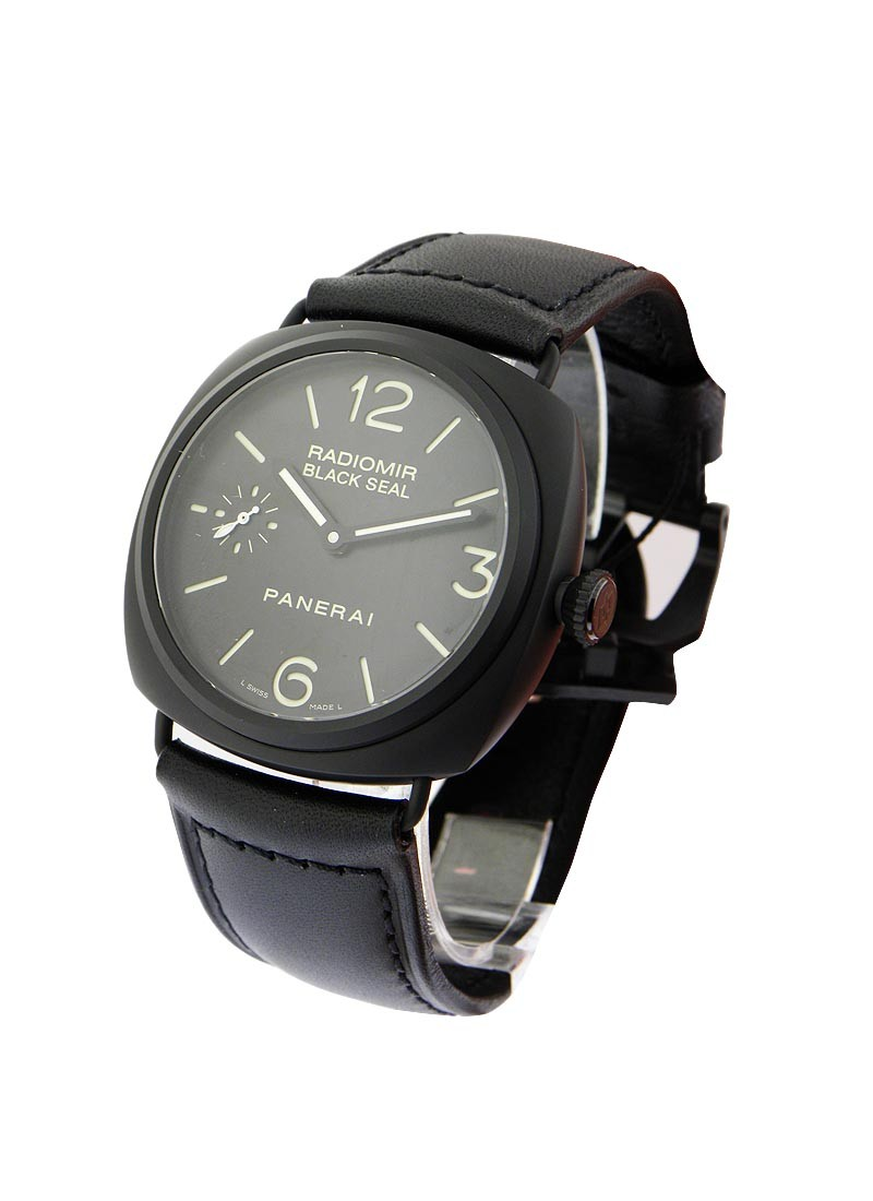 Panerai PAM 292 - Radiomir Black Seal in Ceramic