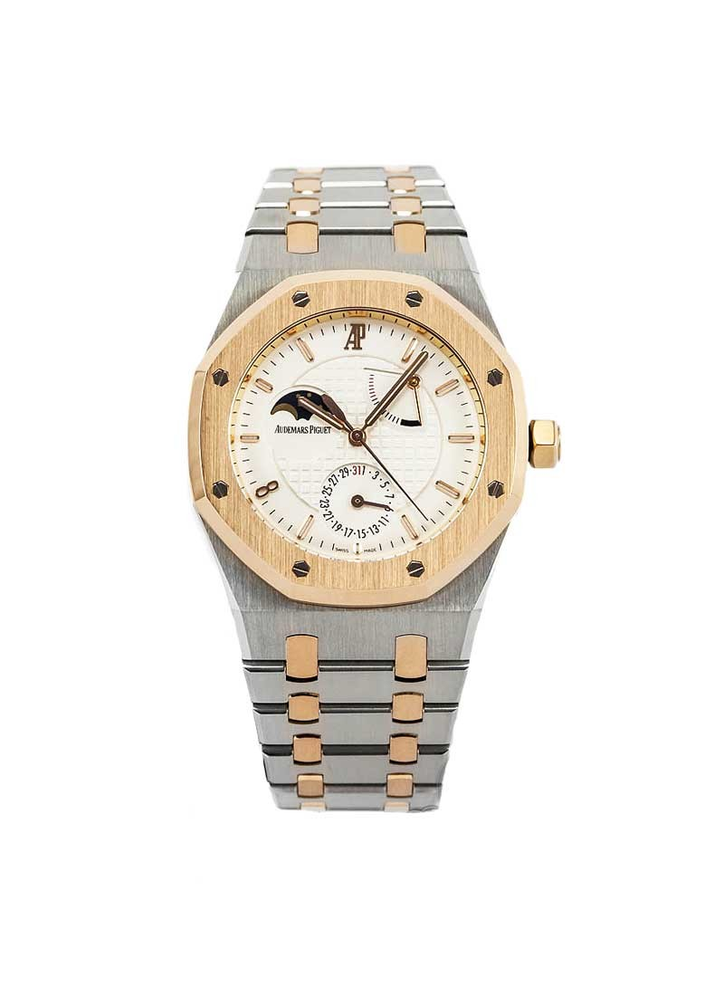 Audemars Piguet Royal Oak Pride of China in Steel with Rose Gold Bezel
