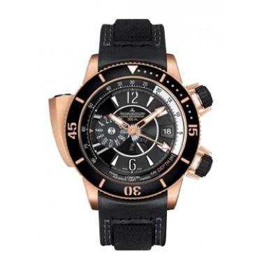 Jaeger - LeCoultre Master Compressor Diving Pro Geographic Navy Seals in Rose Gold with PVD