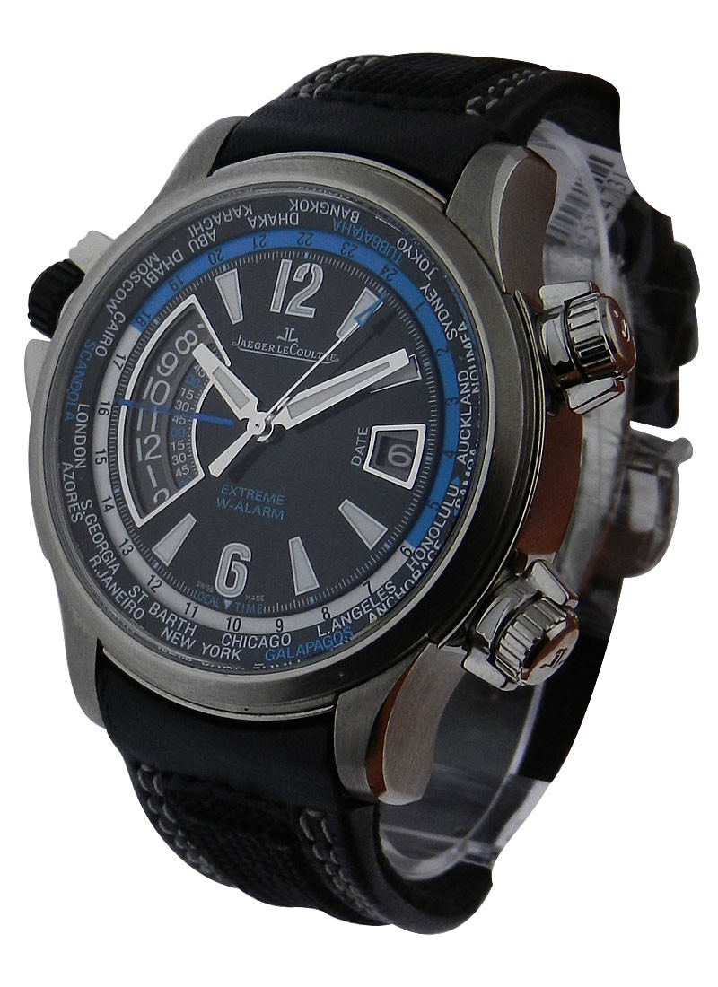 Jaeger - LeCoultre Master Compressor Extreme World Alarm Tides of Time