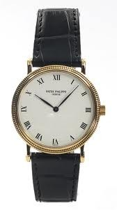 Patek Philippe 3992J Calatrava Yellow Gold