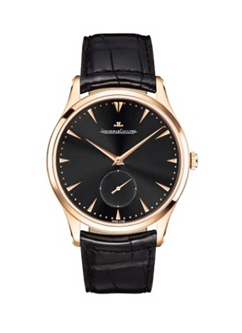 Jaeger - LeCoultre Master Grande Ultra Thin in Rose Gold