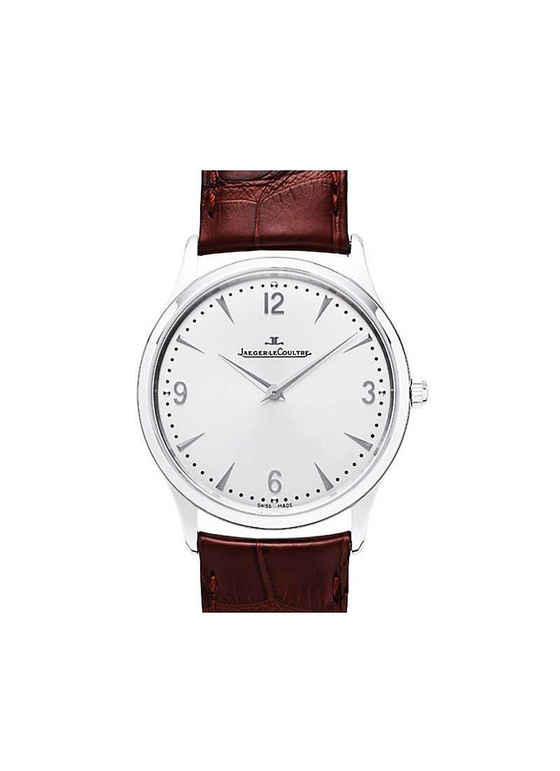 Jaeger - LeCoultre Master Control Ultra Thin 38 in Steel