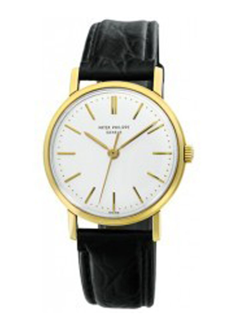 Patek Philippe Patek Philippe 3423J in Yellow Gold