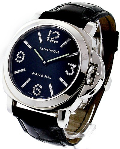 Panerai PAM 30 - 44mm Base with Diamond Dial