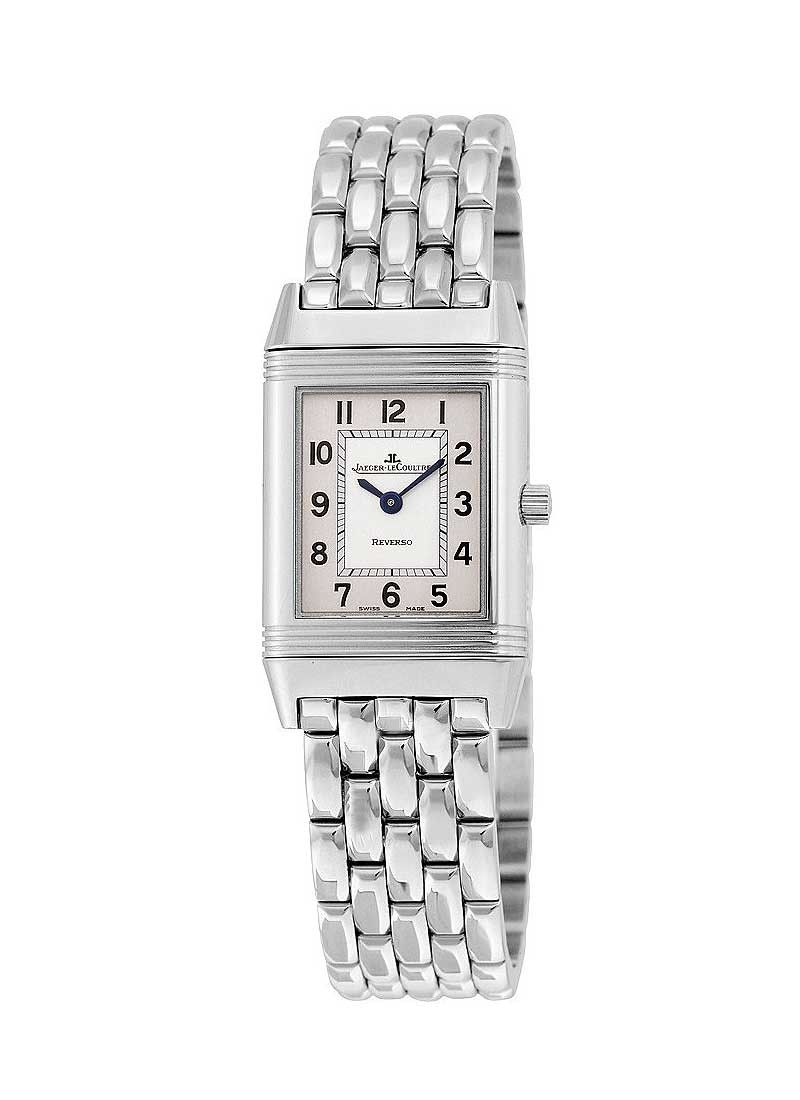 Jaeger - LeCoultre Reverso Classique in Steel