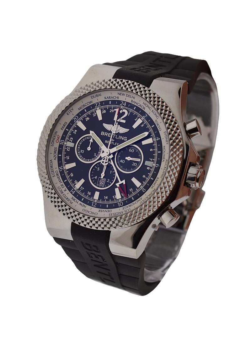 Breitling Bentley GMT Chronograph