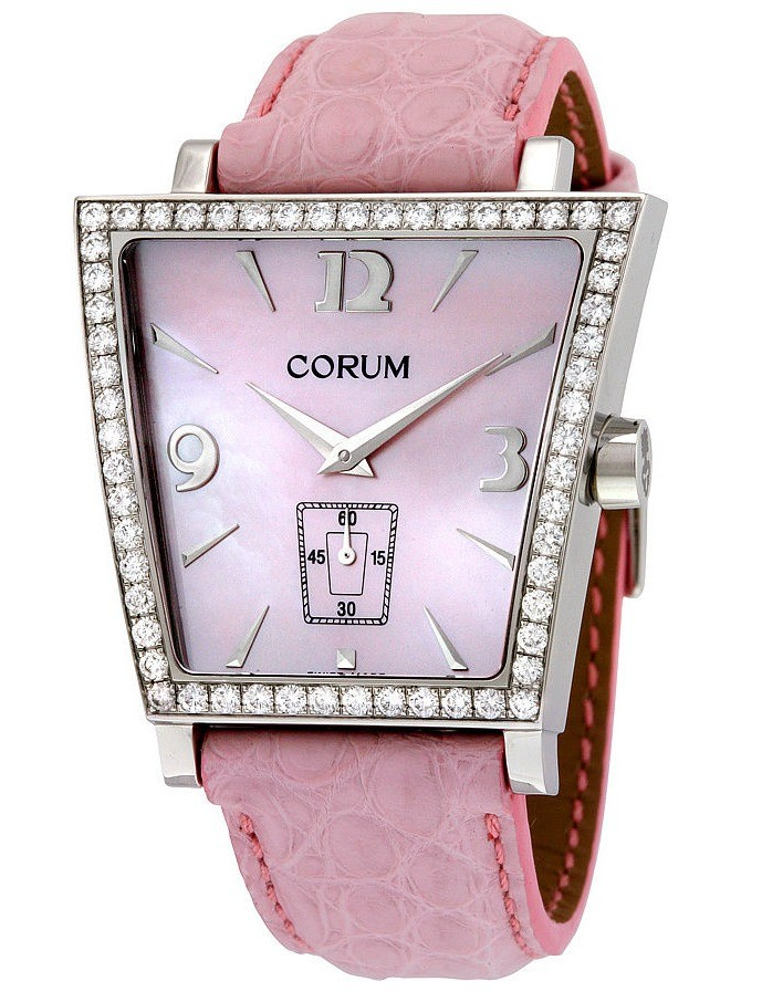 Corum Trapeze with Diamonds