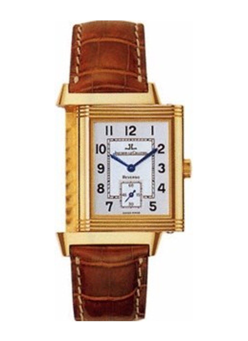 Jaeger - LeCoultre Reverso Grande Taille in Yellow Gold