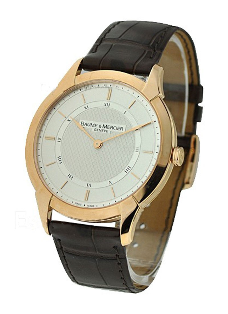 Baume & Mercier Classima Executives 41mm in Rose Gold