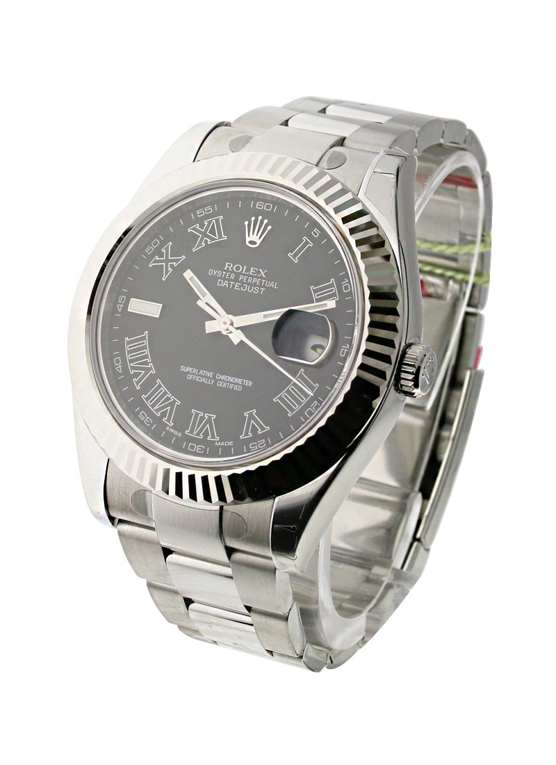 Rolex Unworn Datejust II   41mm Stainless Steel