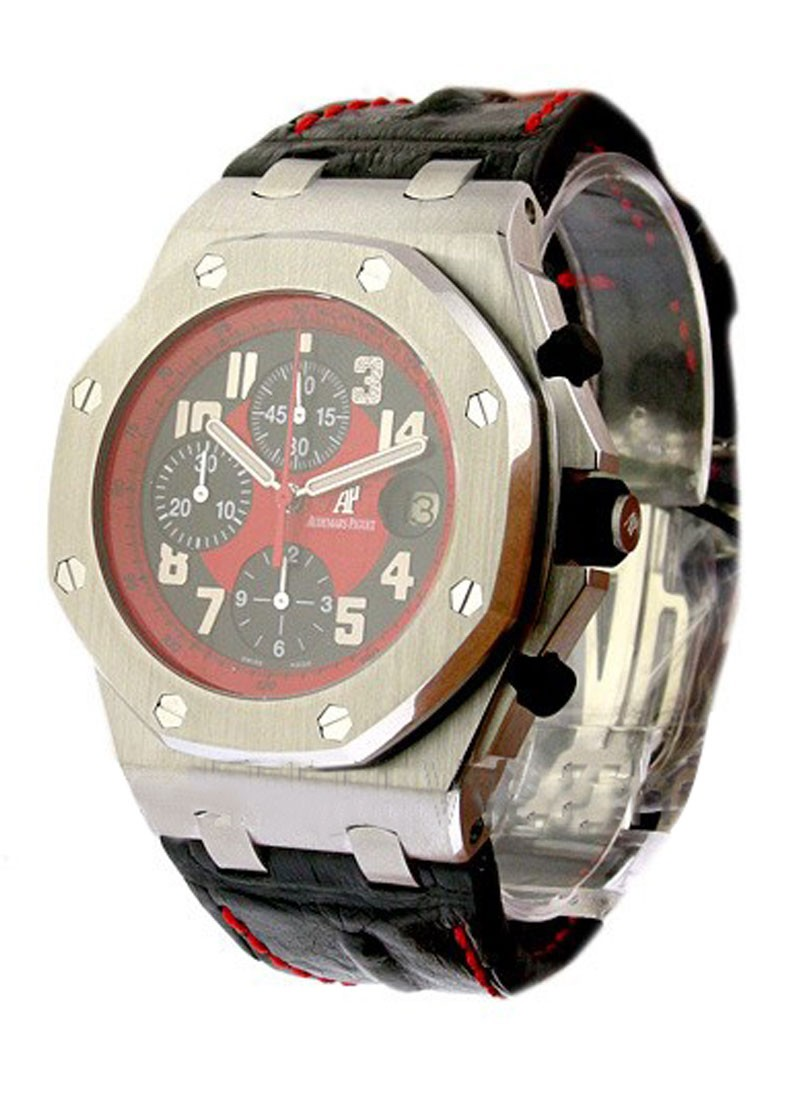 Audemars Piguet Royal Oak Offshore Masato Limited Edition in Steel