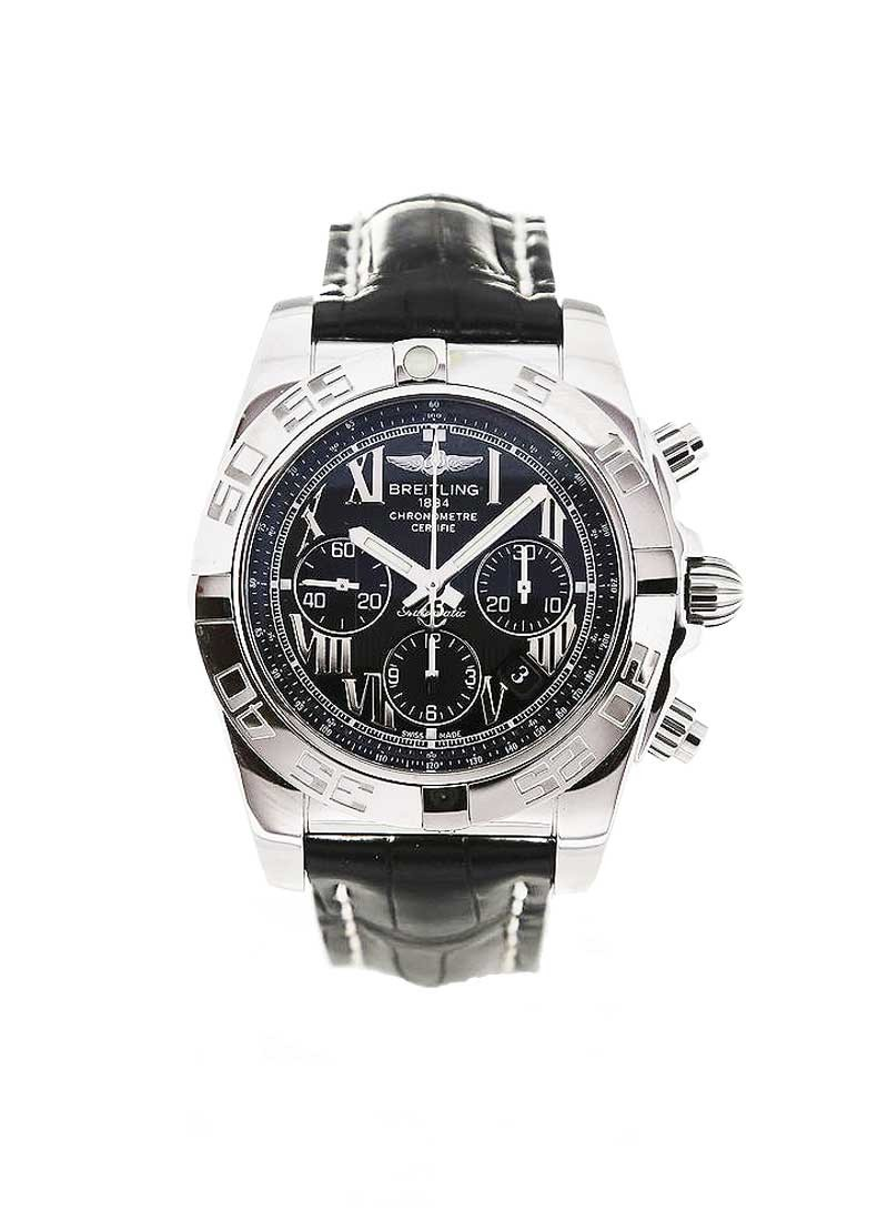 Breitling Chronomat B01 Men's Automatic Chronograph in Steel