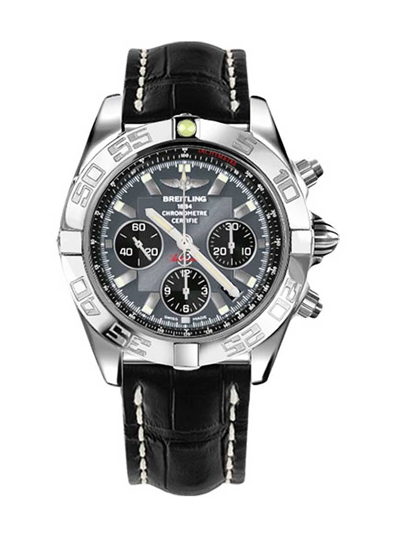 Breitling Chronomat B01 in Steel