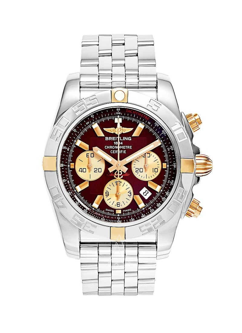 Breitling Chronomat B01 Automatic Chronograph in Steel