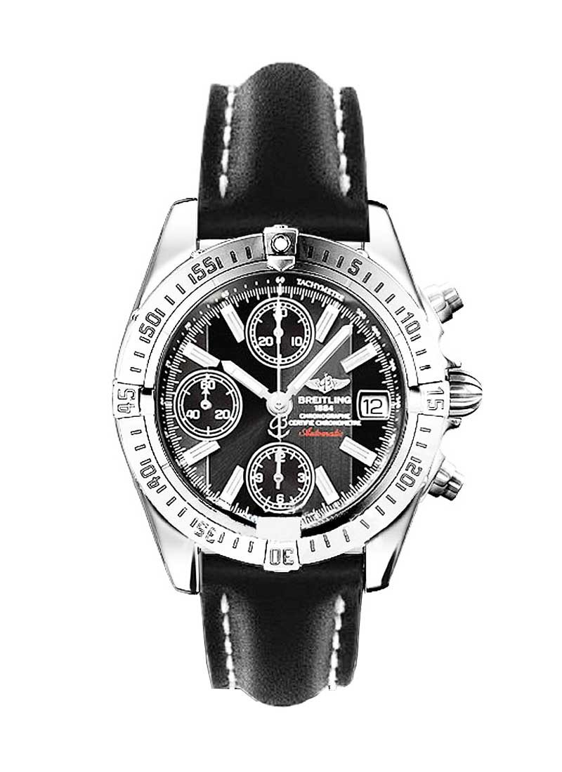 Breitling Chrono Cockpit 39mm in Steel