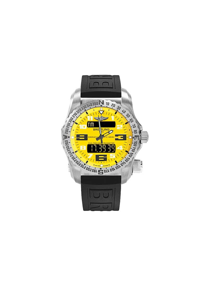 Breitling Emergency Mission Men's Quartz in Titanium