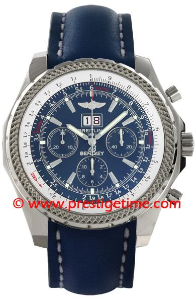 Breitling Bentley 6.75 in Steel