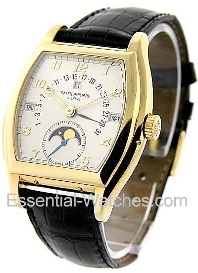Patek Philippe 5013 Minute Repeater Perpetual 36mm Automatic in Yellow Gold