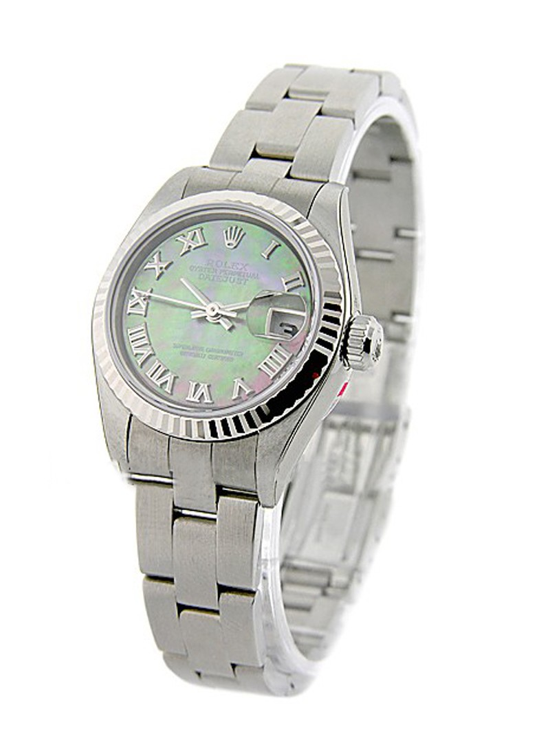 Rolex Used  Lady's Datejust with Oyster Bracelet