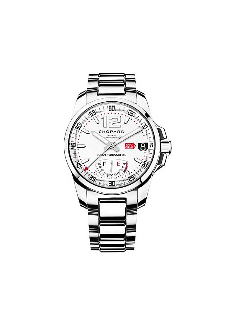 Chopard MILLE MIGLIA GRAN TURISMO XL POWER CONTROL in Steel