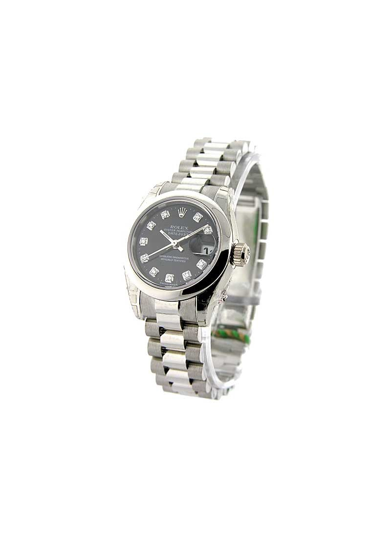 Rolex Unworn President 26mm in Platinum with Domed Bezel