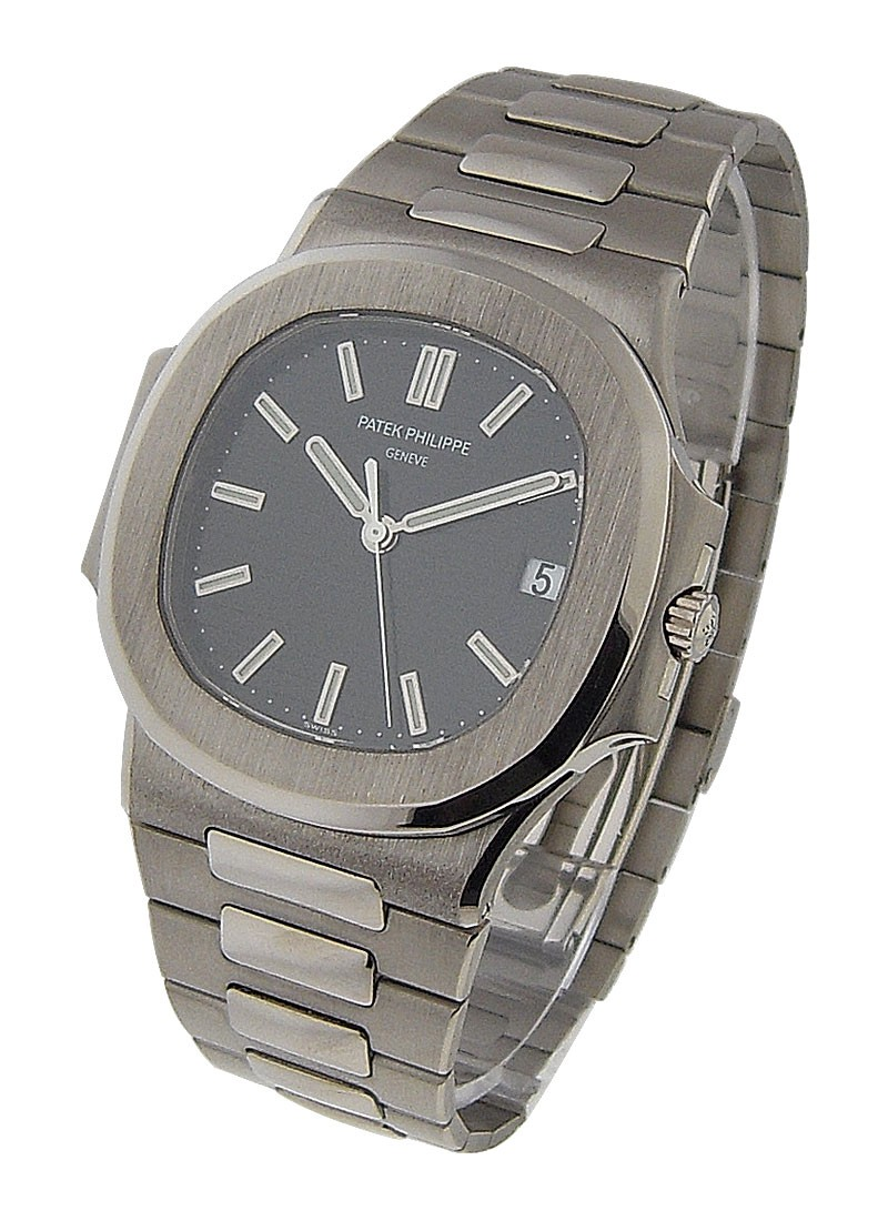 Patek Philippe Nautilus 3711 in White Gold
