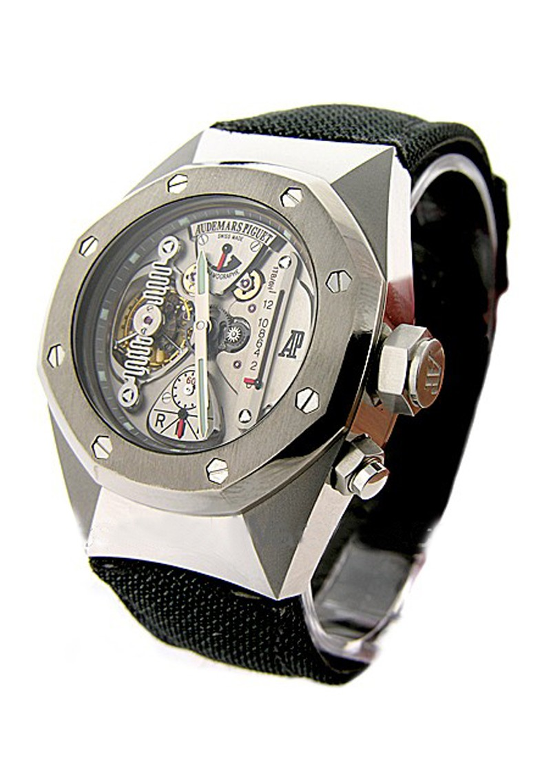 Audemars Piguet Concept Watch I - Royal Oak Tourbillon