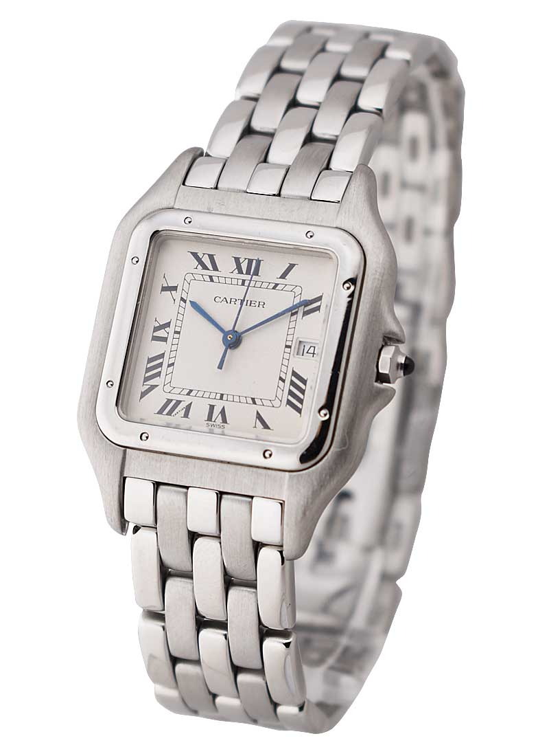 Cartier Panther - Large Size - 30mm in Stainless Steel