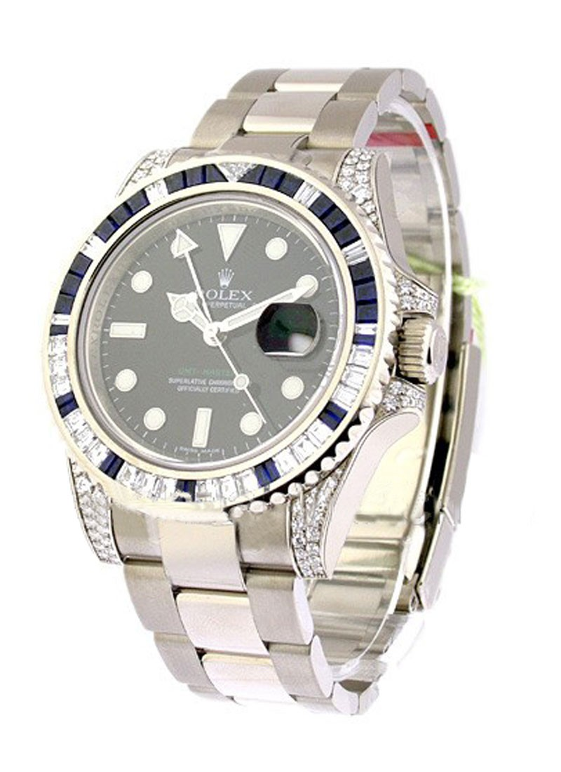 Rolex Unworn GMT Master II Limited Edition 116759