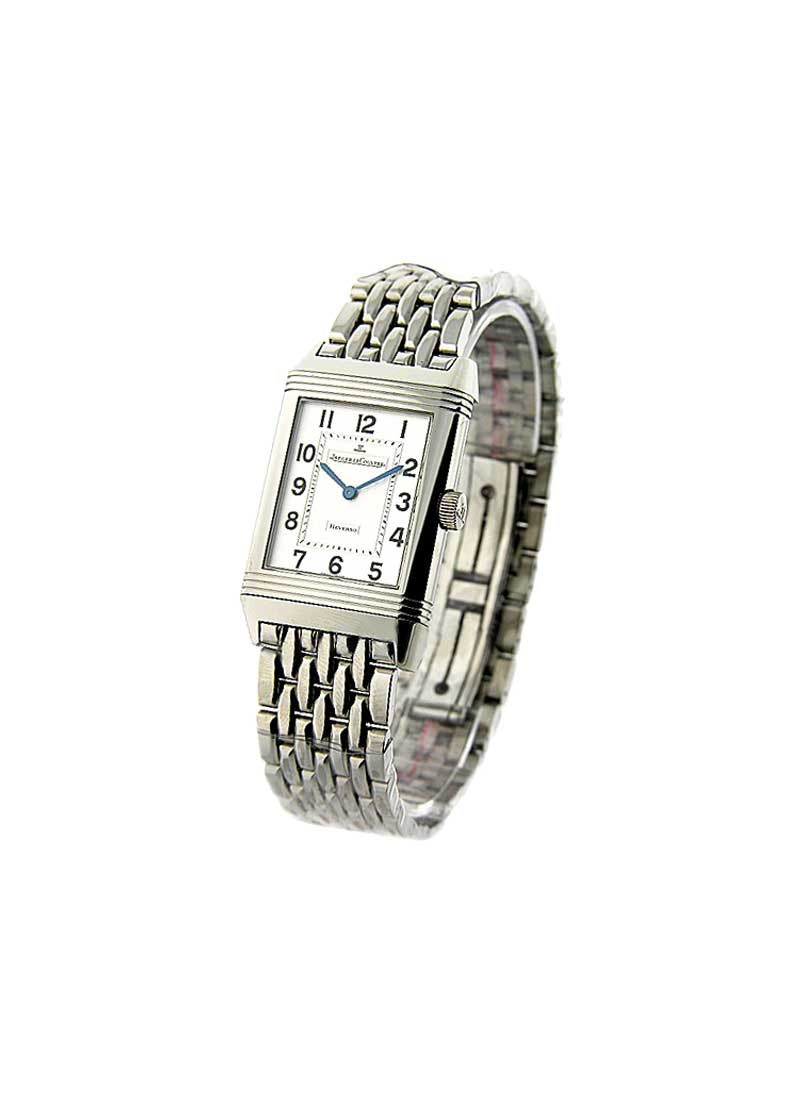 Jaeger - LeCoultre Reverso Grande Taille in Steel
